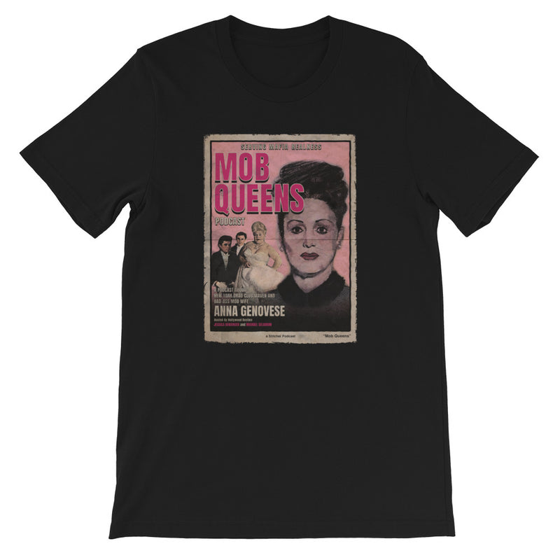 Mob Queens:  T-shirt
