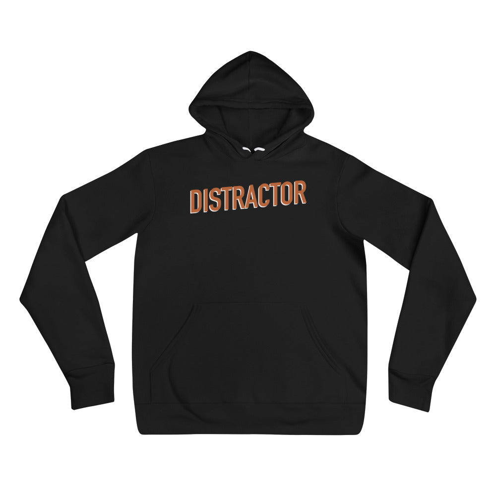 The Distraction: Distractor Hoodie