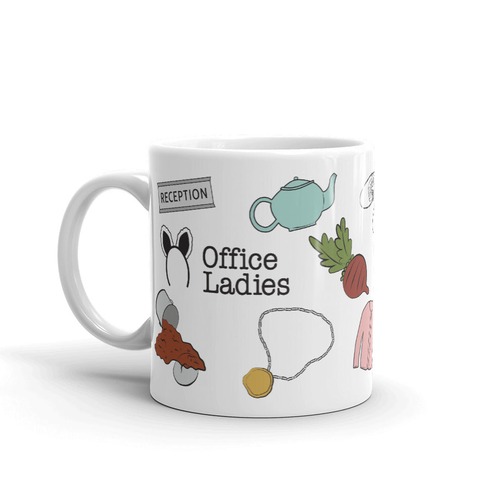 Office Ladies: Icons Mug