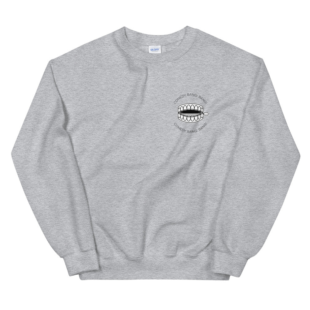 Comedy Bang Bang: Chatterbox Sweatshirt