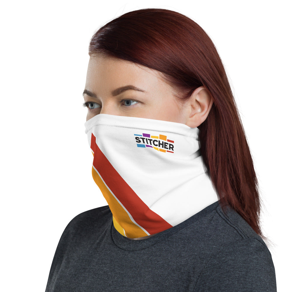 Stitcher: Face Mask (White)