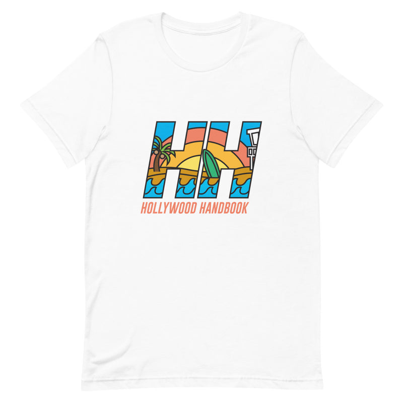 Hollywood Handbook: Beach T-shirt