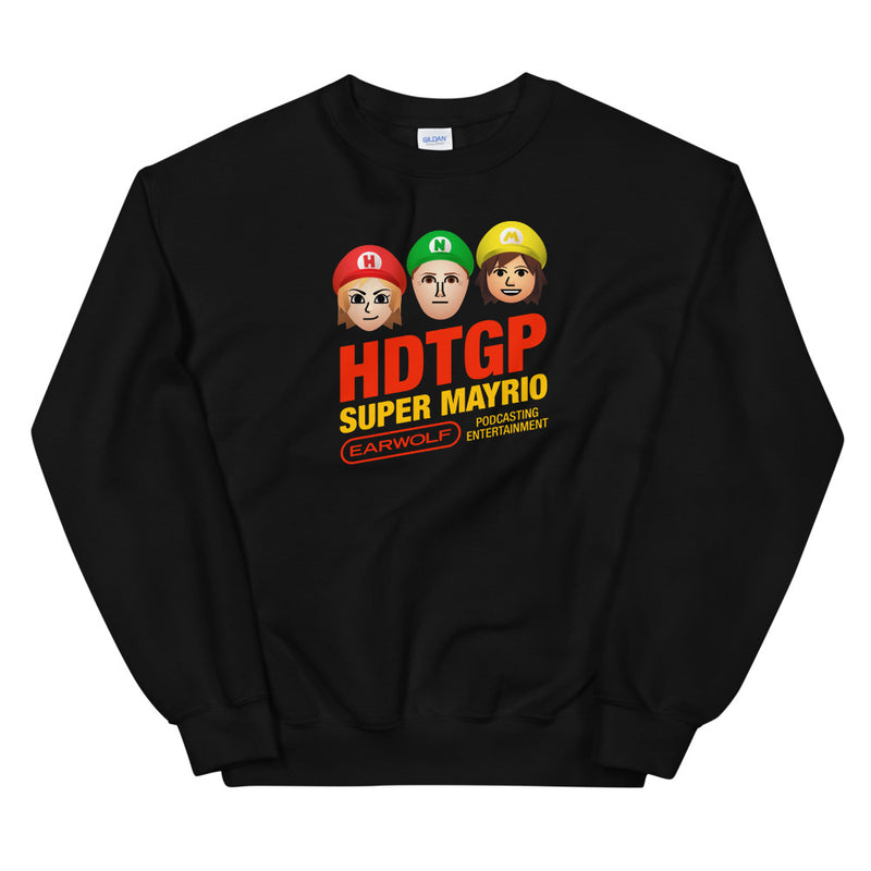 How Did This Get Played: Mayrio Sweatshirt