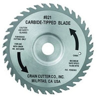 Carbide-Tipped Blade | Crain Tools | WJ Grosvenor