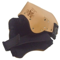 Knee Pad, Cutout, 1 in felt, 1 in buckle | Powerhold | WJ Grosvenor