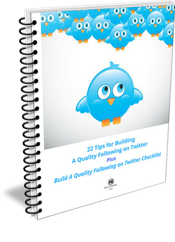 22 Tips For Building A Quality Following on Twitter + Checklist