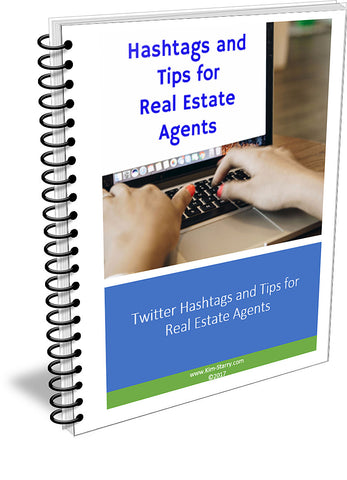 Popular Hashtags and Tips for Real Estate Agents