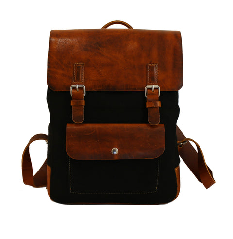 Backpack XX - Black Schist