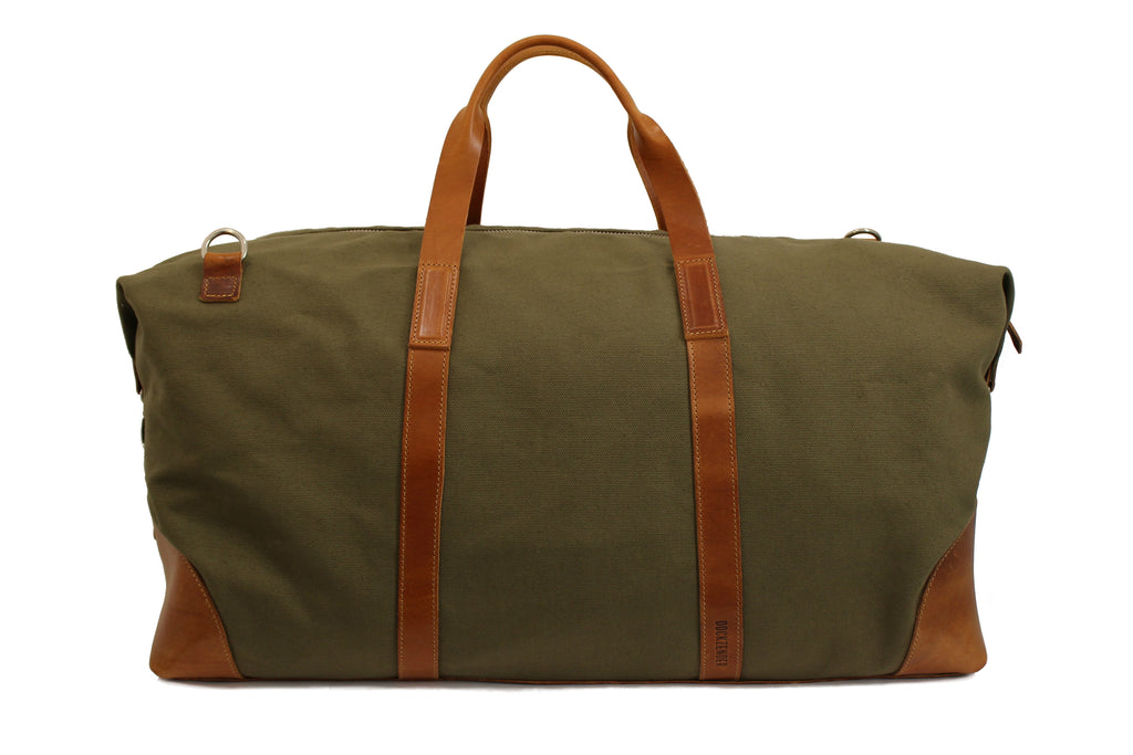 Holdall II - Olive Military Green