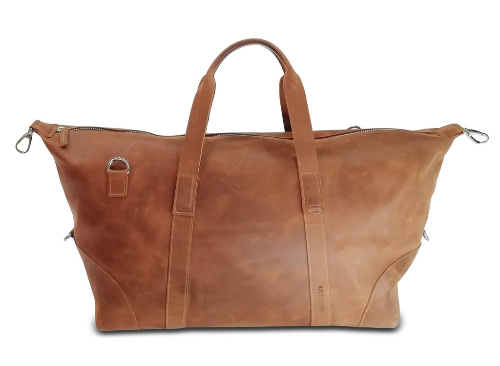 Weekender II - Full Leather
