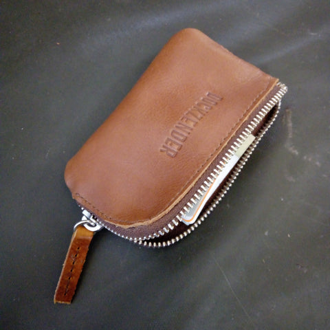 Zip Wallet One - Top Grain Leather