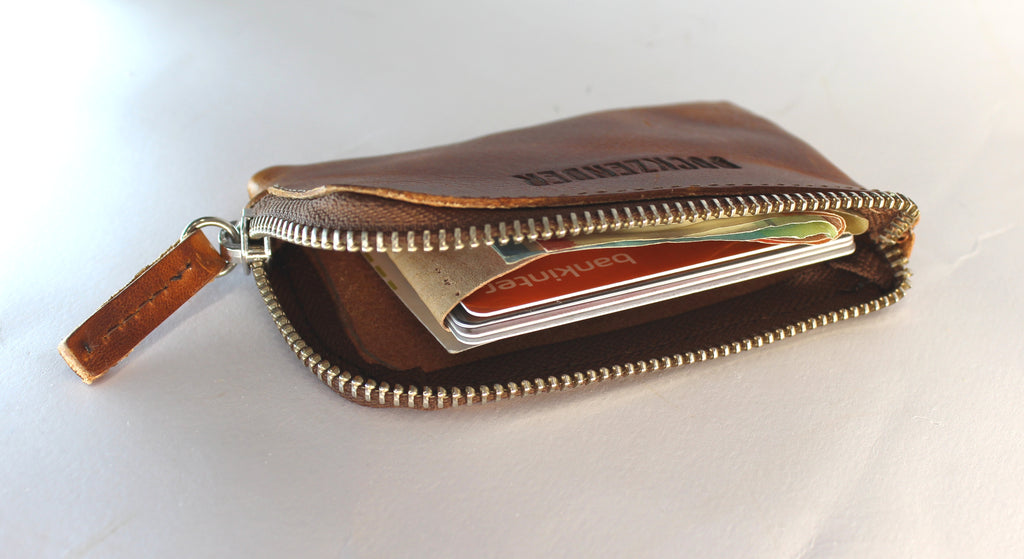 Zip Wallet One -Vintage Leather