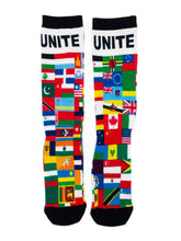 Socks - Party Rock Clothing Unite Flag