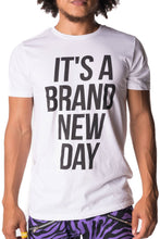Brand New Day T-Shirt - Party Rock Clothing REDFOO LMFAO