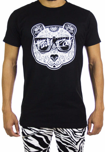 Black & White Panda Tee (Limited Edition)