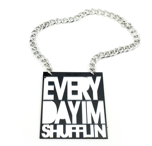 Everyday I'm Shufflin Chain - Party Rock Clothing REDFOO LMFAO