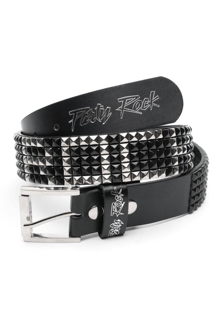 Party Rock Stud Belt - Party Rock Clothing REDFOO LMFAO