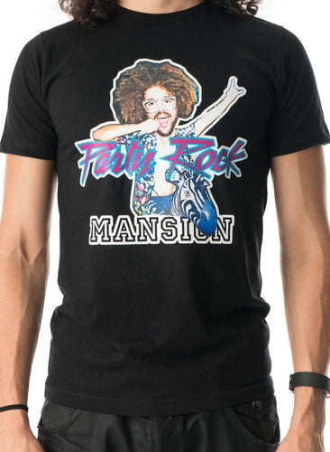 Party Rock Mansion Tee - Party Rock Clothing REDFOO LMFAO