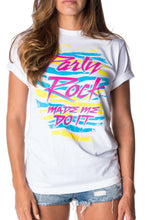 Party Rock Made Me Do It Tee - Miami Style - Party Rock Clothing REDFOO LMFAO