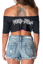 Shots Crop Top - Party Rock Clothing REDFOO LMFAO