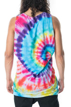 Men's Tie Dye Tank - Party Rock Clothing REDFOO LMFAO