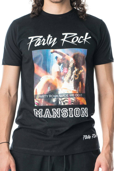 Party Rock Made Me Do It - Mansion - Party Rock Clothing REDFOO LMFAO