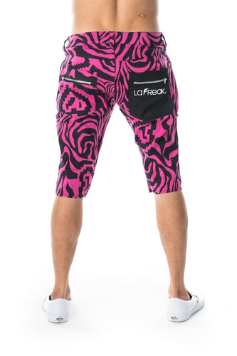 Zebra Huck Finns - Party Rock Clothing REDFOO LMFAO