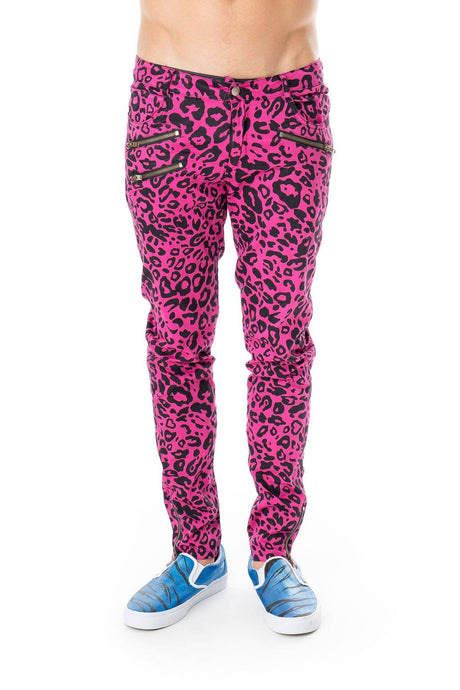 Cheetah Pants - Party Rock Clothing REDFOO LMFAO