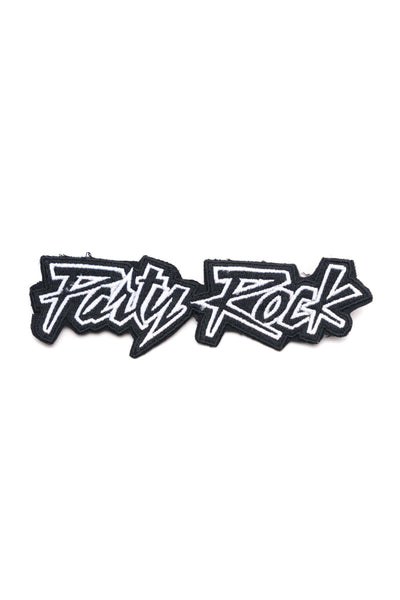 Patches - Party Rock Clothing REDFOO LMFAO