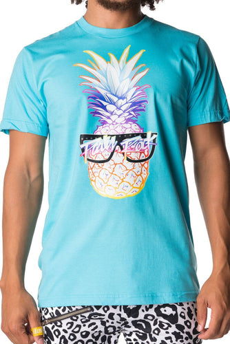 Pineapple T-Shirt - Party Rock Clothing REDFOO LMFAO