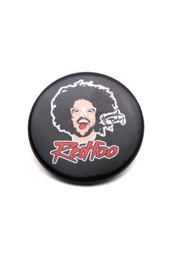 Decorative Pins and Buttons - Party Rock Clothing REDFOO LMFAO