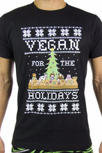 Vegan Supper Tee - Party Rock Clothing REDFOO LMFAO