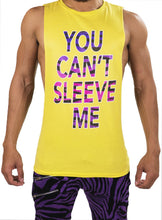 Party Rock Gym You Can't Sleeve Me Pool Boy - Party Rock Clothing REDFOO LMFAO