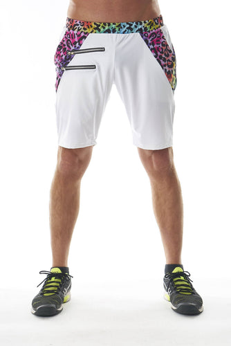 Athletic Shorts - Party Rock Clothing REDFOO LMFAO