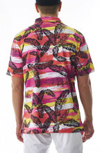 Athletic Polo Prints - Party Rock Clothing REDFOO LMFAO