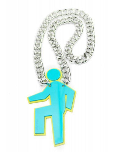 Shuffler Chain - Party Rock Clothing REDFOO LMFAO