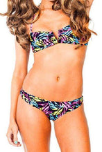 Bandeau Bikini - Party Rock Clothing REDFOO LMFAO