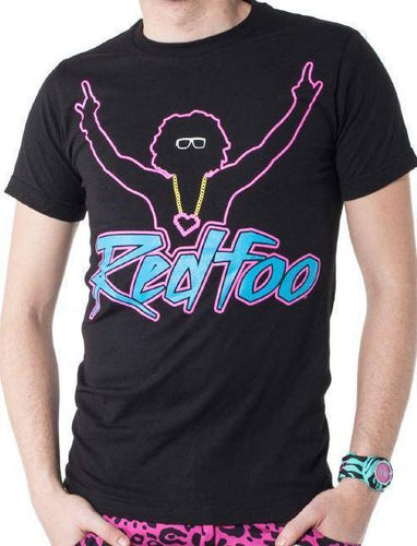 Redfoo Logo Tee - Party Rock Clothing REDFOO LMFAO