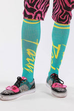 Tennis Socks - Party Rock Clothing REDFOO LMFAO
