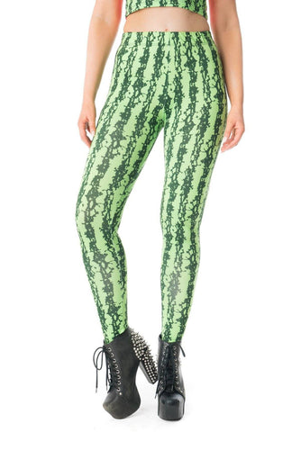Watermelon Leggings - Party Rock Clothing REDFOO LMFAO