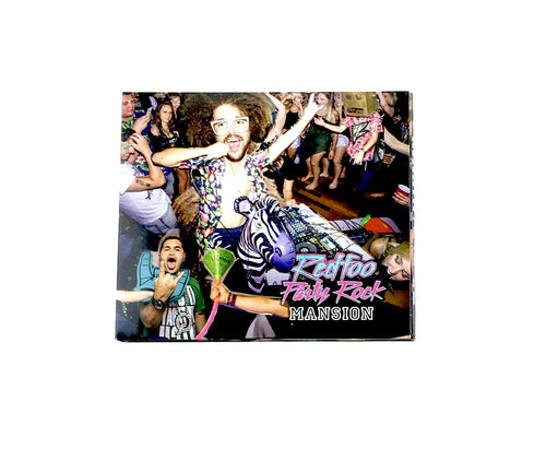 Party Rock Mansion Album - CD - Party Rock Clothing REDFOO LMFAO