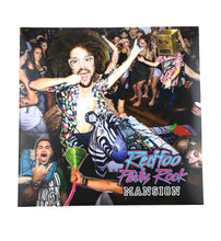 Party Rock Mansion Album - Vinyl - Party Rock Clothing REDFOO LMFAO