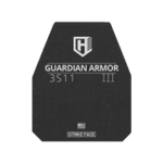 Guardian 3s11  Rifle Armor, Level III Stand Alone, NIJ 0101.06 Certified