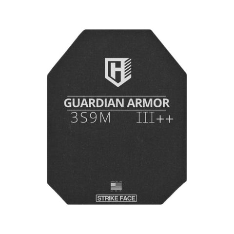 GUARDIAN 3s9m RIFLE ARMOR LEVEL III++ STAND ALONE