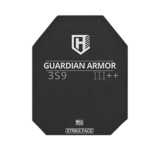 Guardian 3s9  Rifle Armor, Level III++ Stand Alone, NIJ 0101.06 Certified, DEA Compliant