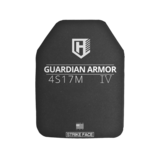 3 WEEK LEAD TIME UPDATE 1/20/21  9.5 X12.5  SAPI MEDIUM  Guardian 4s17m  Rifle Armor, Level IV Stand Alone