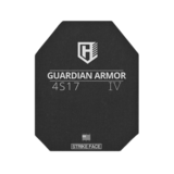 IN STOCK  4/20/21 FULL CUT SINGLE CURVE 10X12 Guardian 4s17  Rifle Armor, Level IV Stand Alone