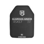 INVENTORY UPDATE I NOW HAVE 14 SHOOTER CUT SINGLE CURVE PLATES LEFT AVAILABLE TO ORDER NOW!  Guardian 4sas7  Rifle Armor, Level IV Stand Alone