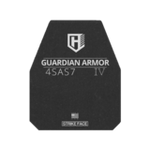 Guardian 4sas7  Rifle Armor, Level IV Stand Alone, NIJ 0101.04 (2005IR) Certified, DEA Compliant