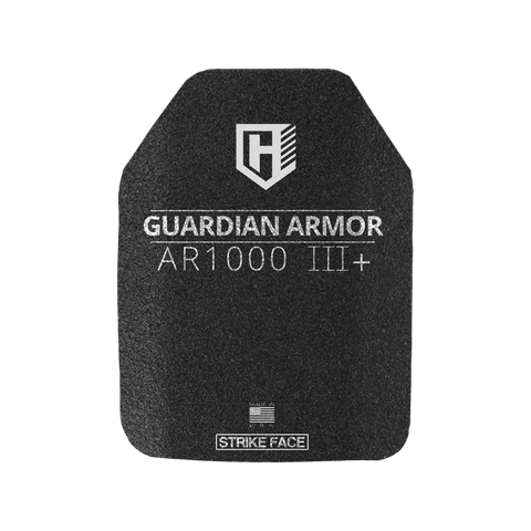 AR1000  Rifle Armor, Level III+ Stand Alone SAPI LARGE